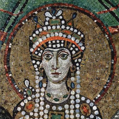 Theodora Mosaik